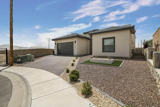 146 Tuscan Ridge Circle, Santa Teresa, NM 88008 (MLS #830038) :: The Purple House Real Estate Group