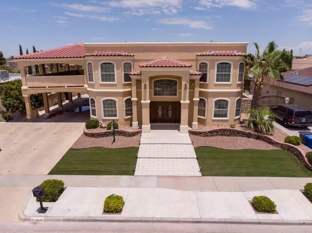 11441 Menlo Avenue, El Paso, TX 79936 (MLS #830044) :: Mario Ayala Real Estate Group