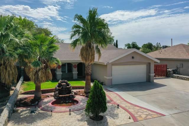 5787 Crest Drive, Santa Teresa, NM 88008 (MLS #830048) :: The Purple House Real Estate Group