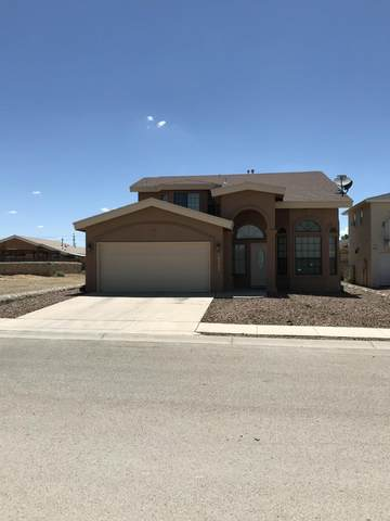 10482 Bain Place, Socorro, TX 79927 (MLS #830053) :: The Purple House Real Estate Group