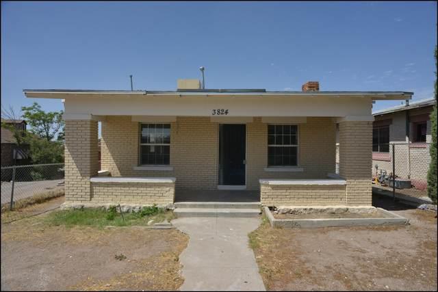 3824 Hastings Drive, El Paso, TX 79903 (MLS #830093) :: Preferred Closing Specialists