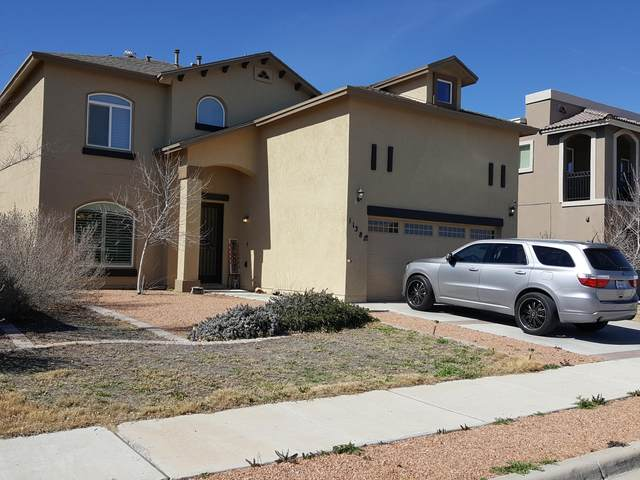 11381 Cattle Ranch Street, El Paso, TX 79934 (MLS #830102) :: The Purple House Real Estate Group