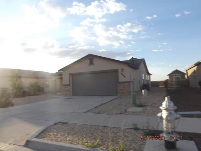 12855 Cirrus Avenue, El Paso, TX 79928 (MLS #830111) :: The Matt Rice Group