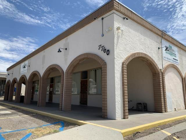 7760 Alabama Street, El Paso, TX 79904 (MLS #830114) :: The Purple House Real Estate Group
