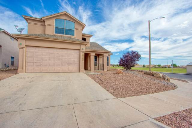5397 Isaias Avalos Lane, El Paso, TX 79934 (MLS #830116) :: The Purple House Real Estate Group