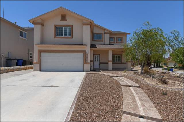 1617 Rey Del Sol Court, El Paso, TX 79911 (MLS #830144) :: The Purple House Real Estate Group