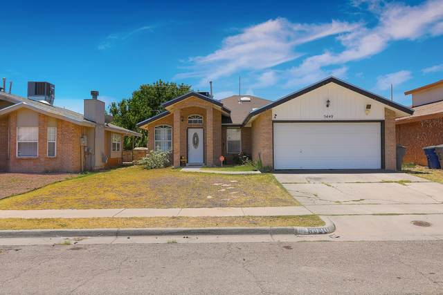 5440 Colin Powell Avenue, El Paso, TX 79934 (MLS #830151) :: The Purple House Real Estate Group