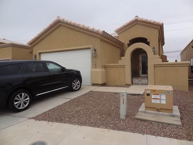11595 Saint Thomas, El Paso, TX 79936 (MLS #830159) :: Mario Ayala Real Estate Group
