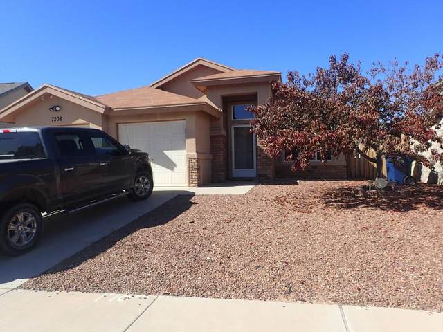 7208 Copper Nail, El Paso, TX 79934 (MLS #830160) :: The Purple House Real Estate Group