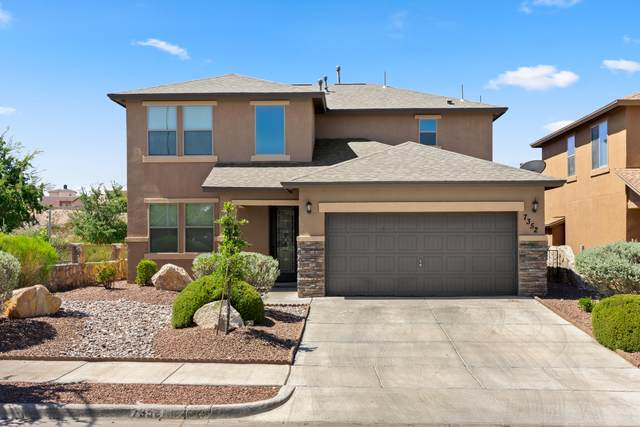 7352 Black Sage Dr. Drive, El Paso, TX 79911 (MLS #830171) :: The Purple House Real Estate Group