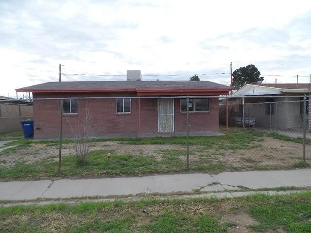 202 Coronado Road, El Paso, TX 79915 (MLS #830186) :: Preferred Closing Specialists