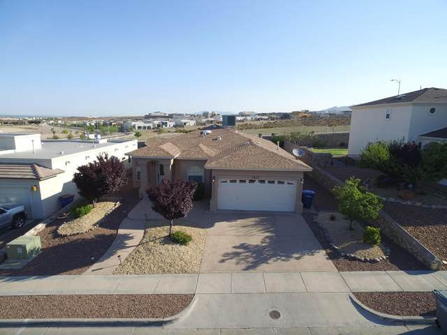 7437 Gulf Creek Drive, El Paso, TX 79911 (MLS #830191) :: The Purple House Real Estate Group