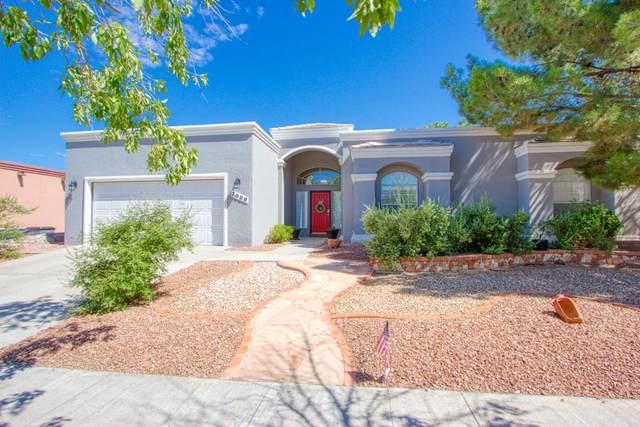 7009 Rock Canyon Drive, El Paso, TX 79912 (MLS #830193) :: Preferred Closing Specialists