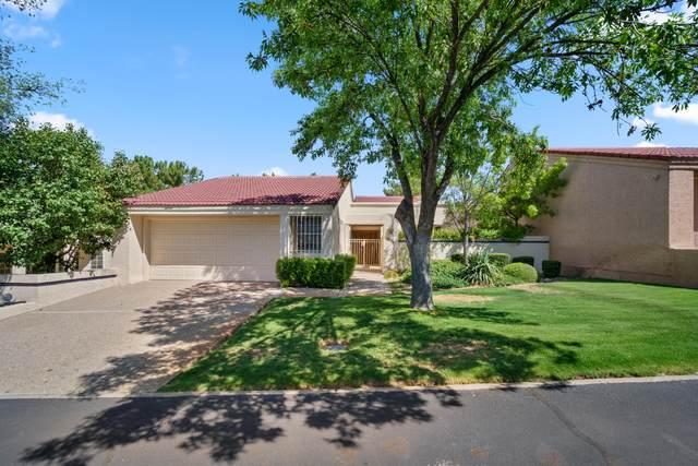 1027 Los Jardines Circle, El Paso, TX 79912 (MLS #830194) :: Preferred Closing Specialists