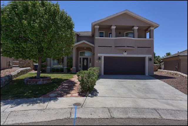 920 Via Descanso Drive, El Paso, TX 79912 (MLS #830201) :: Preferred Closing Specialists
