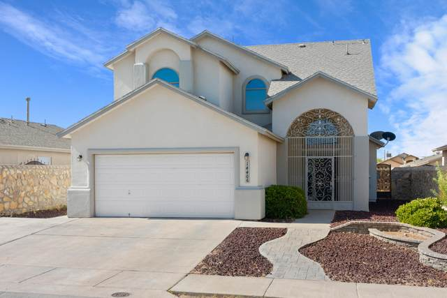 14406 Delta Point Court, El Paso, TX 79938 (MLS #830207) :: The Purple House Real Estate Group