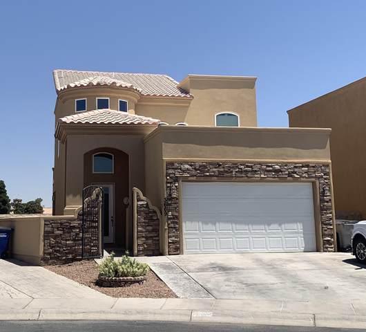 3669 Grand Cayman Lane, El Paso, TX 79936 (MLS #830208) :: The Purple House Real Estate Group
