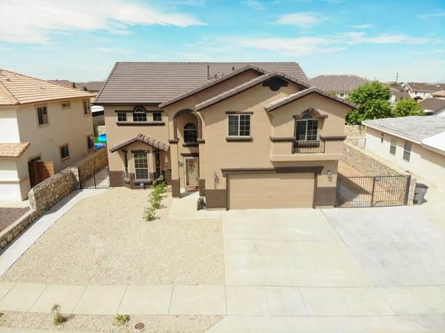 3509 Tierra Amanda Lane, El Paso, TX 79938 (MLS #830209) :: The Purple House Real Estate Group