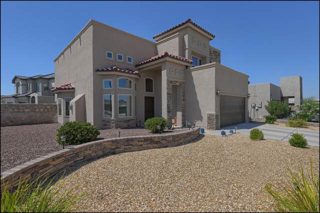 13614 Keighly Street, El Paso, TX 79928 (MLS #830211) :: The Purple House Real Estate Group