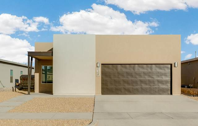 428 Stetson Drive, El Paso, TX 79928 (MLS #830217) :: Mario Ayala Real Estate Group