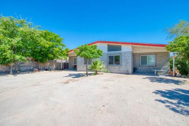 130 Meadow Vista Boulevard, Sunland Park, NM 88063 (MLS #830219) :: Mario Ayala Real Estate Group