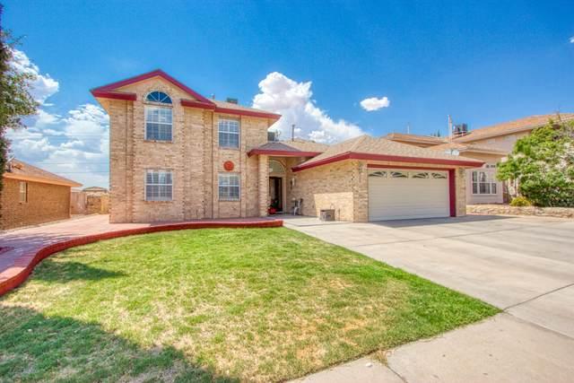 2125 Sun Country Drive, El Paso, TX 79938 (MLS #830220) :: Preferred Closing Specialists
