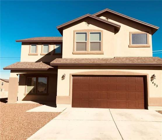 7453 Red Cedar, El Paso, TX 79911 (MLS #830223) :: Mario Ayala Real Estate Group