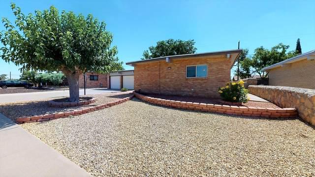 3214 Lorne Road, El Paso, TX 79925 (MLS #830230) :: Preferred Closing Specialists