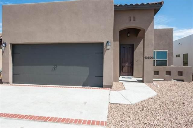 13503 Doncaster Street, El Paso, TX 79928 (MLS #830233) :: Preferred Closing Specialists