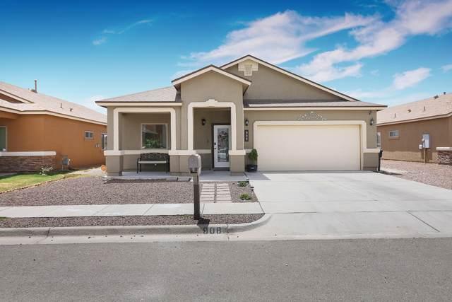 908 Desert Sands, Anthony, TX 79821 (MLS #830236) :: The Matt Rice Group