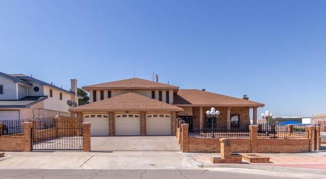11700 Chito Samaniego Drive, El Paso, TX 79936 (MLS #830237) :: Preferred Closing Specialists
