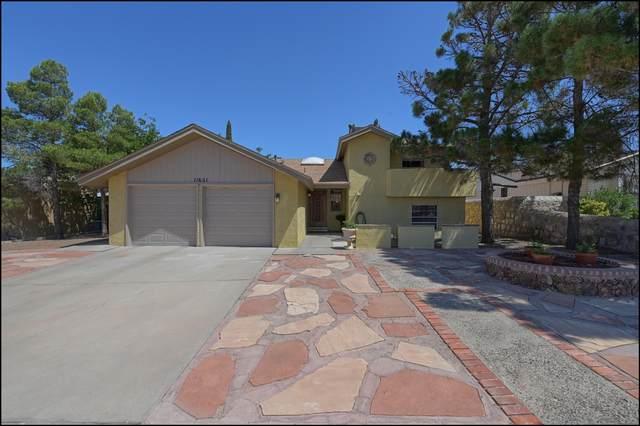 11621 Casa View Drive, El Paso, TX 79936 (MLS #830238) :: Preferred Closing Specialists