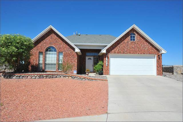 1473 Luz De Estela Court, El Paso, TX 79912 (MLS #830255) :: The Matt Rice Group