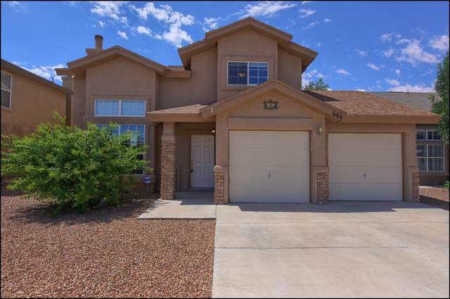 684 Juan Munoz Court, El Paso, TX 79932 (MLS #830260) :: The Matt Rice Group