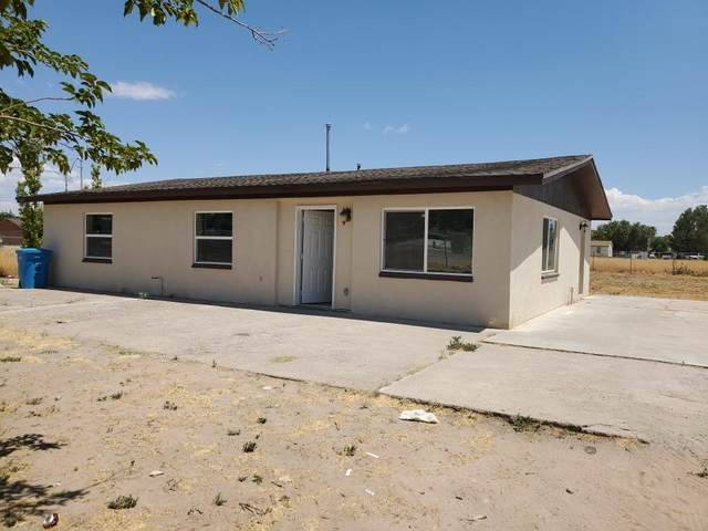 160 Wiseman Circle, El Paso, TX 79927 (MLS #830263) :: The Matt Rice Group