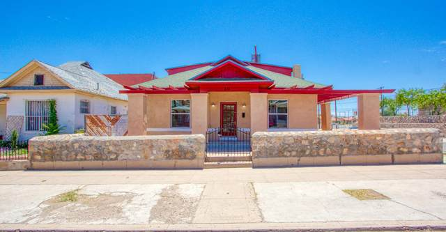 812 Mundy Drive, El Paso, TX 79902 (MLS #830266) :: The Matt Rice Group