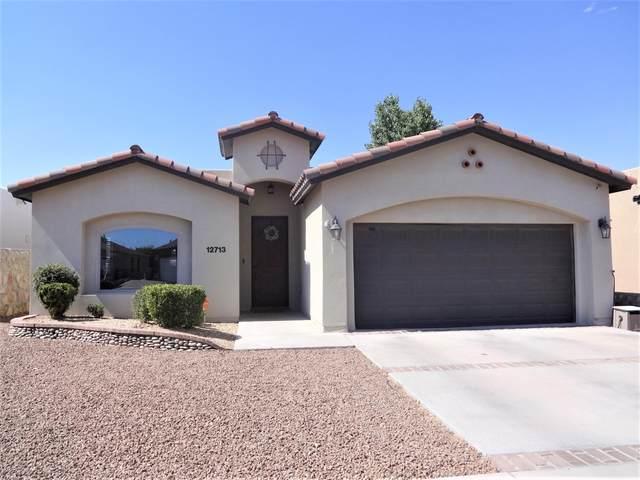 12713 Cozy Cove Avenue, El Paso, TX 79938 (MLS #830268) :: The Matt Rice Group
