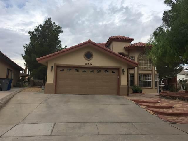 12316 Cora Viescas Lane, El Paso, TX 79936 (MLS #830269) :: Mario Ayala Real Estate Group