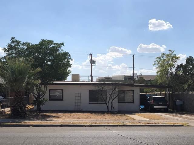 1519 Sioux Drive, El Paso, TX 79925 (MLS #830270) :: Preferred Closing Specialists