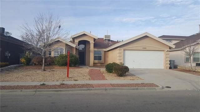 12461 Tierra Nogal Drive, El Paso, TX 79938 (MLS #830271) :: Mario Ayala Real Estate Group