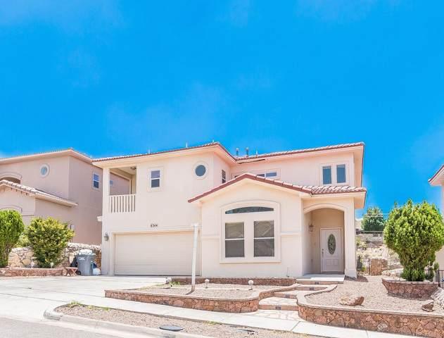 6344 Franklin Gate Drive, El Paso, TX 79912 (MLS #830272) :: Mario Ayala Real Estate Group