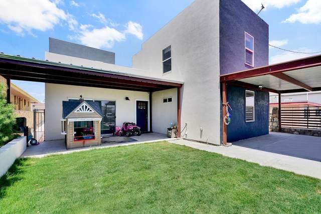 3604 Keltner Avenue, El Paso, TX 79904 (MLS #830273) :: Preferred Closing Specialists