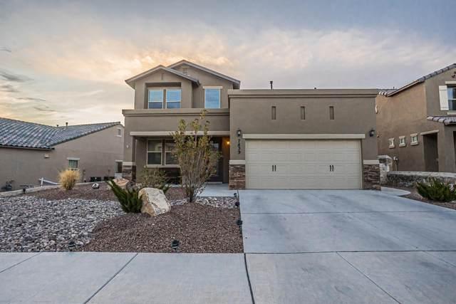 7839 Enchanted Path Drive, El Paso, TX 79911 (MLS #830274) :: The Matt Rice Group
