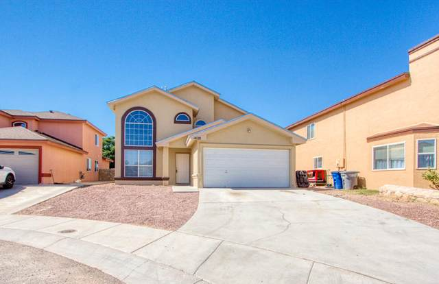 14128 Tierra Leona Drive, El Paso, TX 79938 (MLS #830276) :: Mario Ayala Real Estate Group