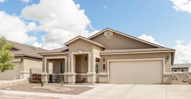 7604 Wolf Creek Drive, El Paso, TX 79911 (MLS #830279) :: Preferred Closing Specialists