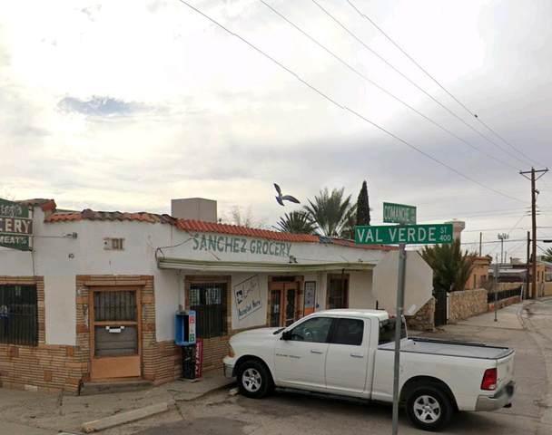 401 Val Verde Street, El Paso, TX 79905 (MLS #830280) :: Preferred Closing Specialists