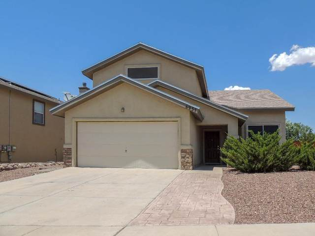 6937 Bruce Bissonette Drive, El Paso, TX 79912 (MLS #830282) :: Preferred Closing Specialists