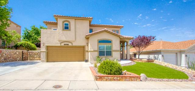 6088 Via Hermosa Court, El Paso, TX 79912 (MLS #830284) :: Mario Ayala Real Estate Group