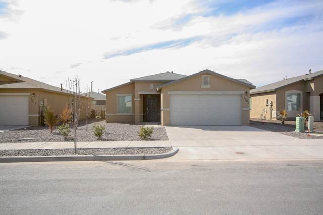 1021 Firebolt Place, El Paso, TX 79928 (MLS #830288) :: Mario Ayala Real Estate Group