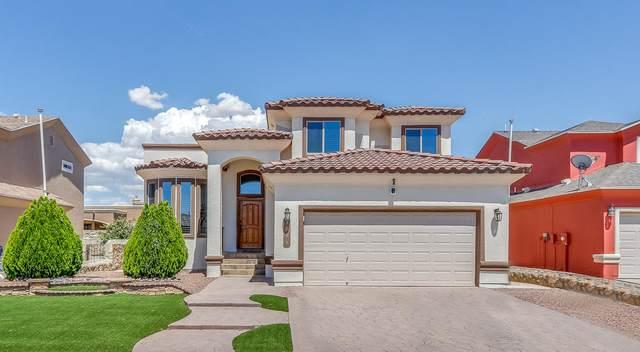 3106 Rustic Manor Place, El Paso, TX 79938 (MLS #830295) :: Mario Ayala Real Estate Group